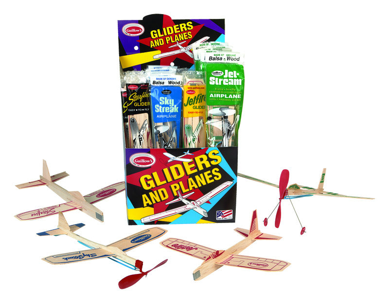 TOY AIRPLANE BALSA AST | OP NOTES OM: 1 RU: 48; AN2 QPP: 1; (NO SPECIAL NOTES)