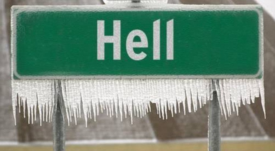hell michigan, hell freezes over, michigan overboard