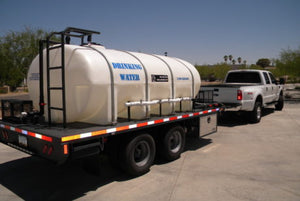 Fresh Water Delivery Service Class B