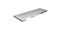 "fm-draft-towers - Drip tray - Drain - 6"" -  - Retail"
