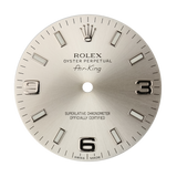 Rolex Parts Rolex Air-King 40mm Champagne Original Factory Dial