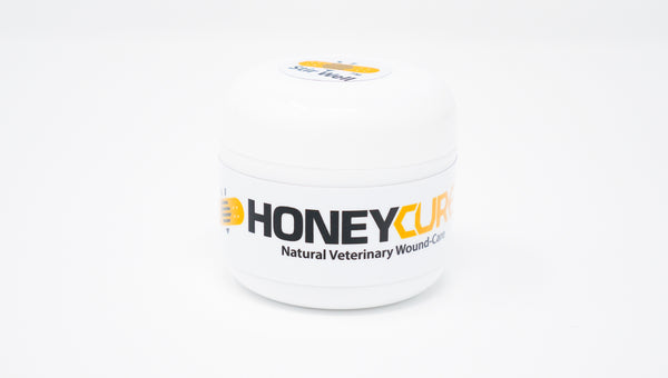 HoneyCure Jar