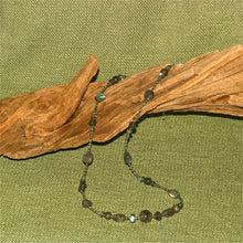Labradorite necklace - 3049N