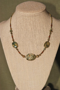 Rhyolite Necklace - 3043N
