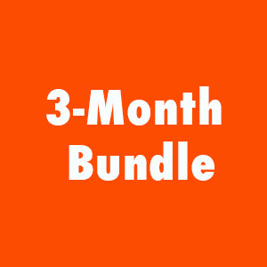 3-Month Bundle (Gift Code)