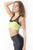 RIO GYM Ipanema Bra - Dark Sea Green yoga wear for women