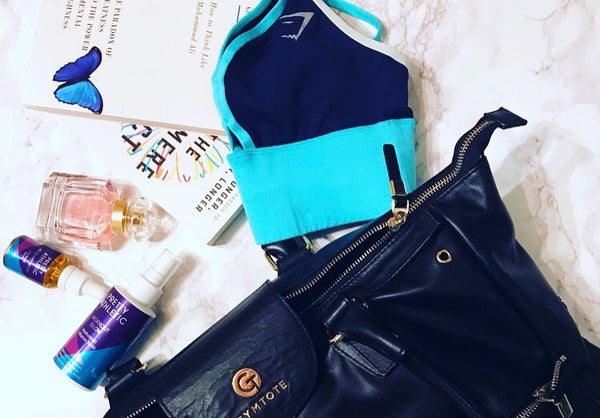 My Gym Bag: Legallygymliving