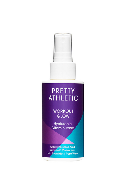 Workout Glow: Hyaluronic Vitamin Tonic
