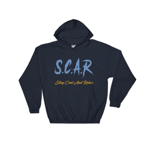 "S.C.A.R Logo Hoodie - ""Grizzly Edition"""