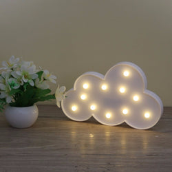 Cloud LED Night Light Lamp