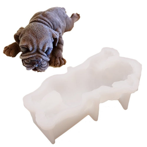 Cutsey Shar-Pei Dog Cake and Mousse Mold