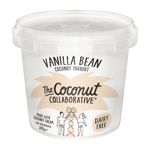 300g Tub Vanilla Bean