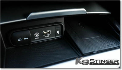 Kia Stinger OEM Wireless Charging Pad