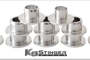Stinger suspension collars