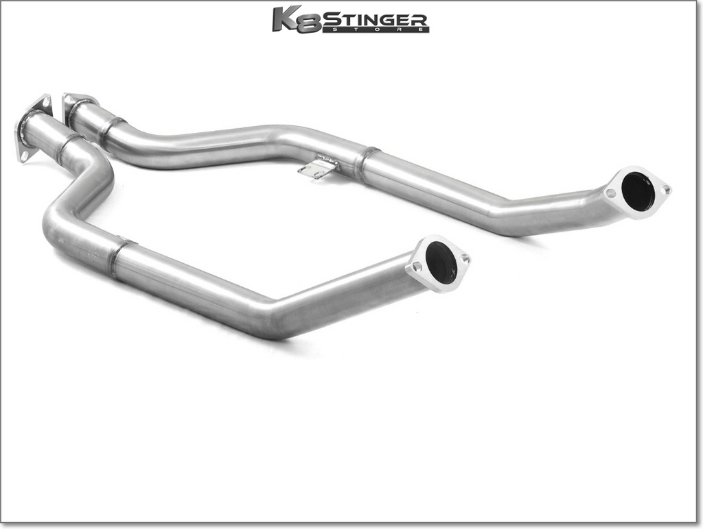 Secondary Downpipes Stinger
