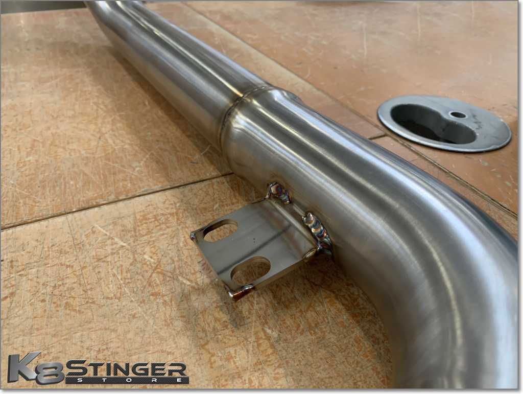 Stinger Secondary Downpipes