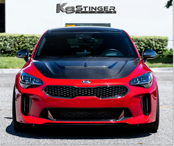 Kia Stinger - Ark Performance S-FX Carbon Fiber Hood