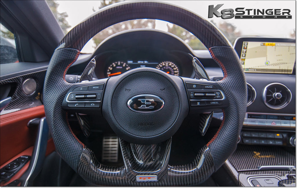 K8 Stinger Store Paddle Shifter Extensions