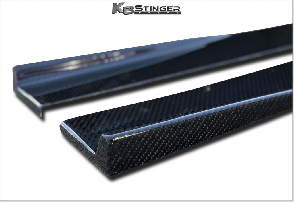 stinger side skirts