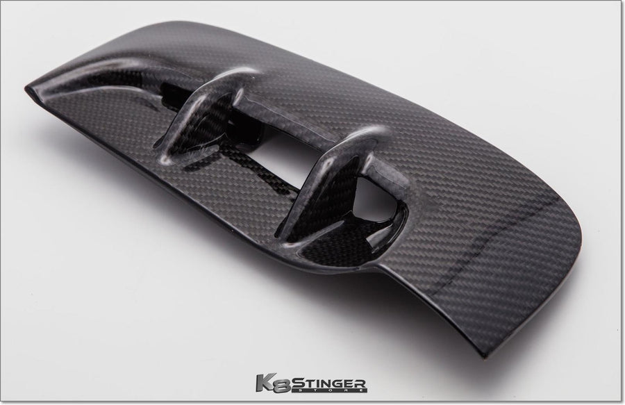Kia Stinger carbon fiber side vents