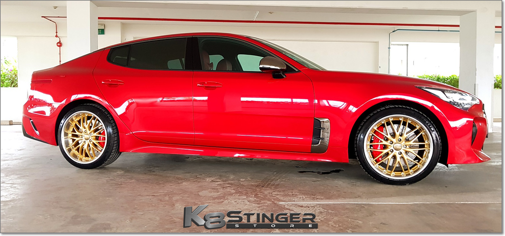 Vendor Fs Kia Stinger Gt Fella Lightweight Brake