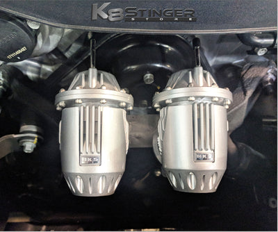 HKS BOV Kit for Kia Stinger 2.0T & 3.3T