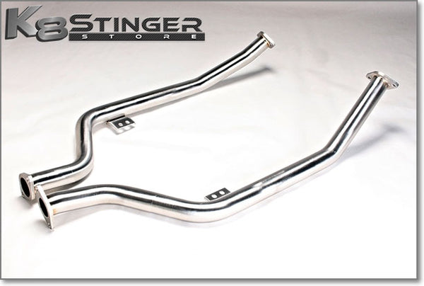 Kia Stinger 3.3T - Jun Bl Downpipes