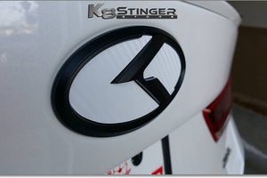 white stinger badge