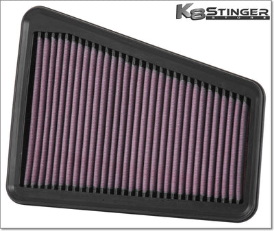Kia Stinger K&N Performance Panel Intake Air Filters