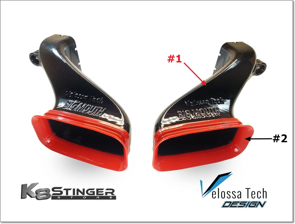 Velossa Tech STinger ram air
