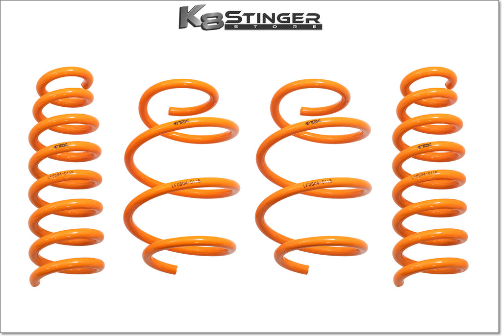 Kia Stinger ARK lowering springs