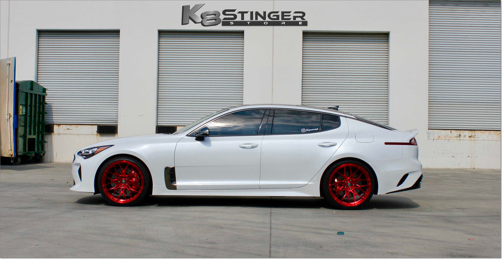 Stinger full suspension kit