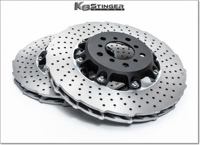 Kia Stinger GT - WP Pro Front 2pc Brake Rotor Upgrade