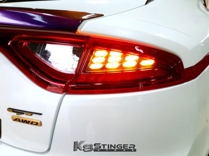 Stinger Factory LED turn signals