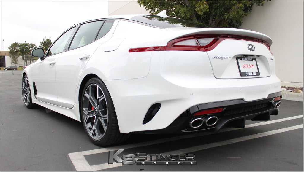 Stinger Stillen rear diffuser