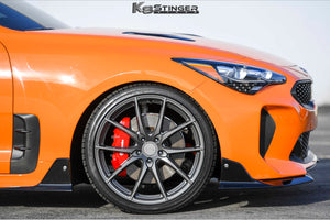 Orange SEMA stinger