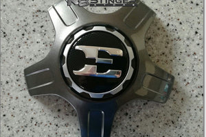 "Stinger ""E"" logo wheel caps"