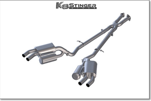 MBRP Kia Stinger Exhaust