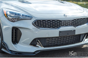 Stinger Carbon fiber grille surround