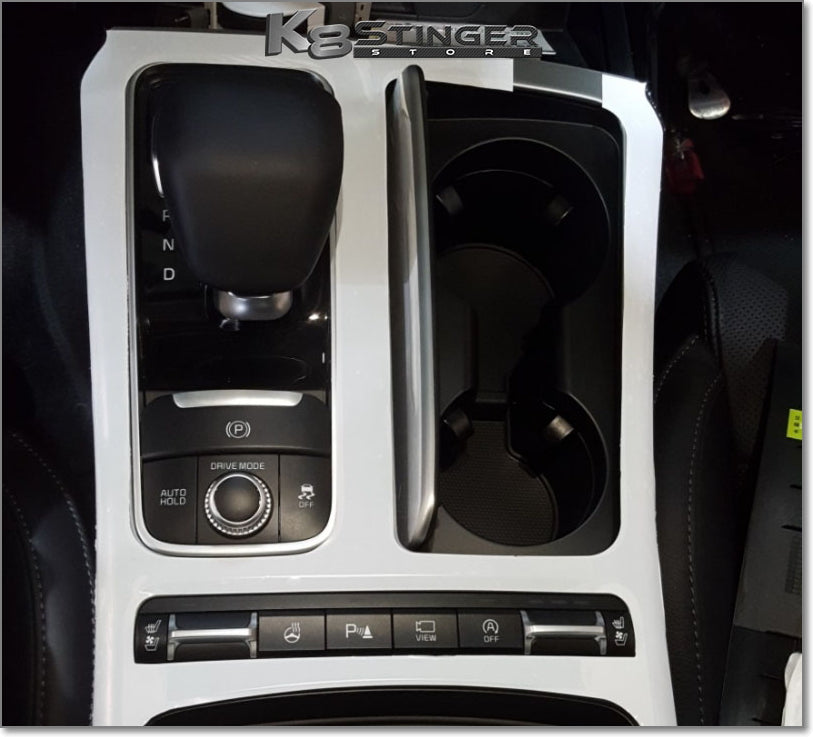 Kia Stinger center console