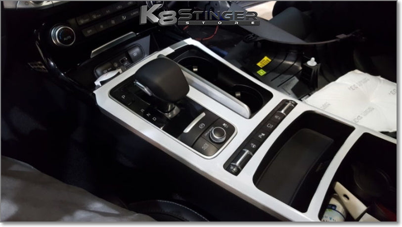 Kia Stinger Korean Center Console