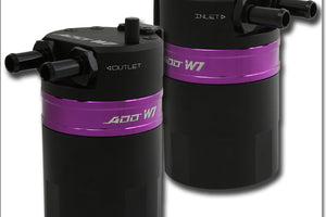 (NEW) ADD W1 V3 - Baffled Oil Catch Can Kits