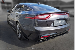Kia Stinger lip kit