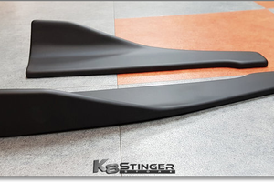 Stinger Rear Lip