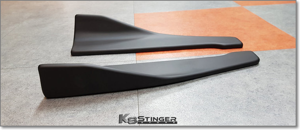 Kia Stinger M&S Rear Bumper Lip
