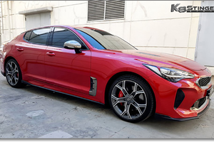 Kia Stinger M&S body kit