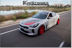 KEENDESIGN Stinger Side Skirt