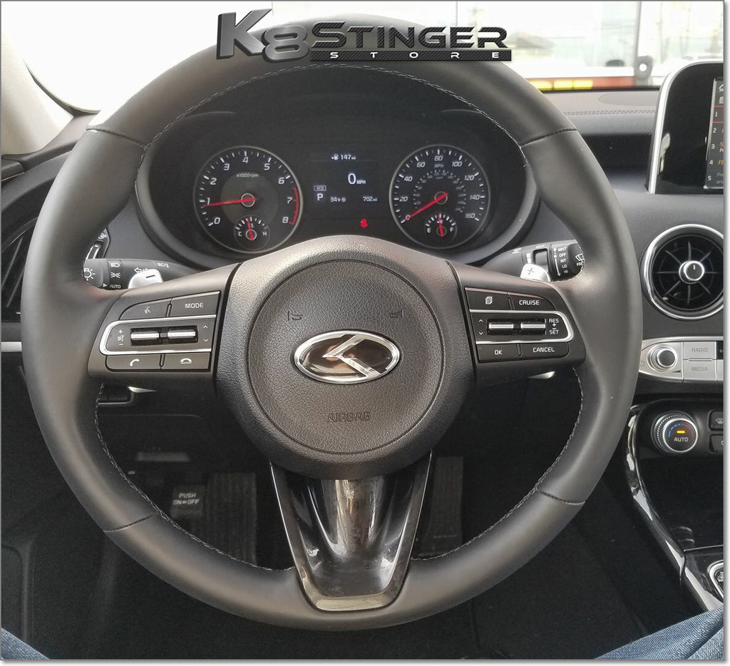 3.0k stinger steering wheel