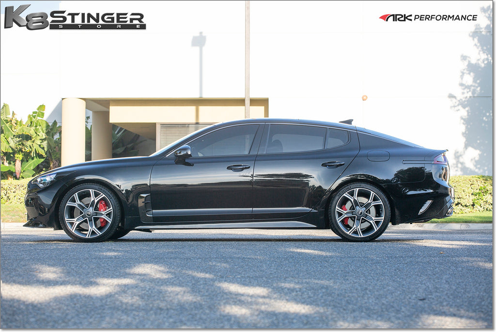 Stinger lowered ark springs