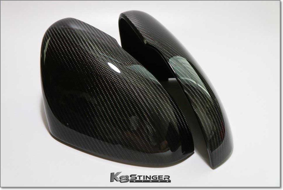 Full carbon mirrors Stinger